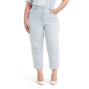 Levi's 501® Original Cropped Plus Jeans